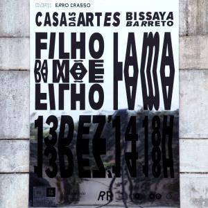 Concertos ERRO CRASSO: Filho da Mãe / LAmA @Casa das Artes Bissaya Barreto, Coimbra