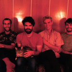"""Viet Cong streams the magnificent """"Silhouettes"""", the lead track from their debut """"Viet Cong"""" record."""