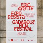 Concertos ERRO CRASSO #05: Eric Ayotte (USA) + The Gadabout Film Festival + Desisto