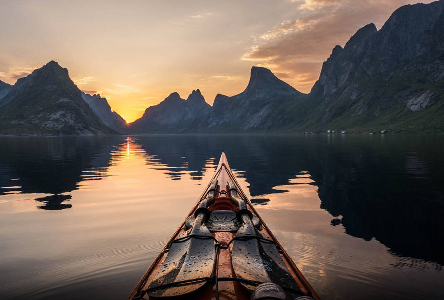 Fjords of Norway series by Tomasz Furmanek