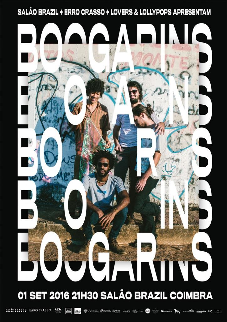 Boogarins | Confooso